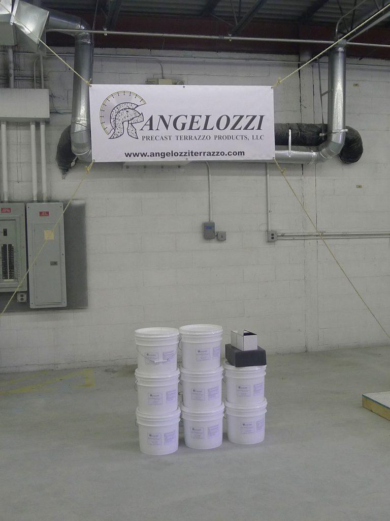 Terrazzo industry