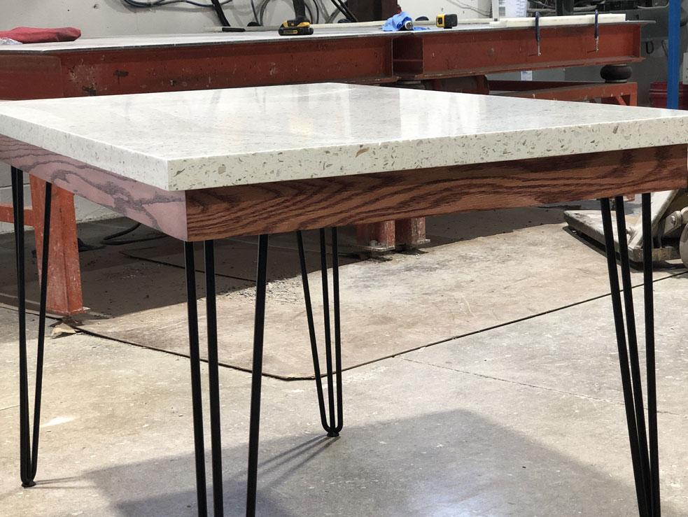 Premium epoxy Terrazzo Tiles