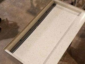 Precast Epoxy Terrazzo Treads Tile