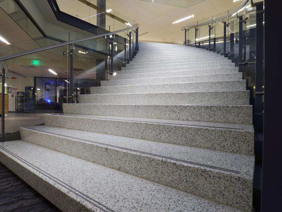 Terrazzo Treads Tile