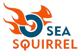 Sea Squirrel logo