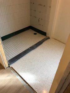Shower Units Tiles