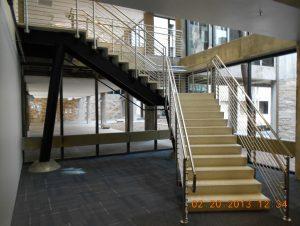 Precast Terrazzo Treads Tile
