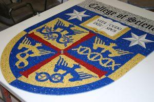 College of Sciem Logo Tile
