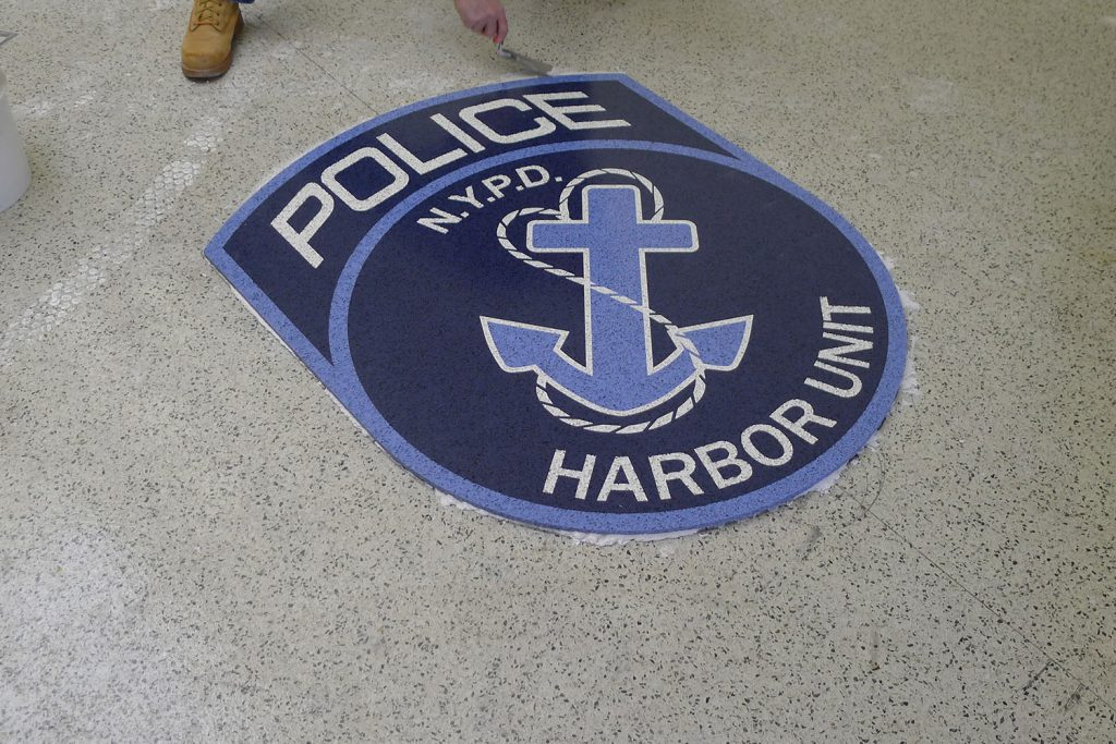 NYPD Harbor Unit Logo