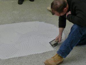 Terralite Precast Epoxy Terrazzo Flooring